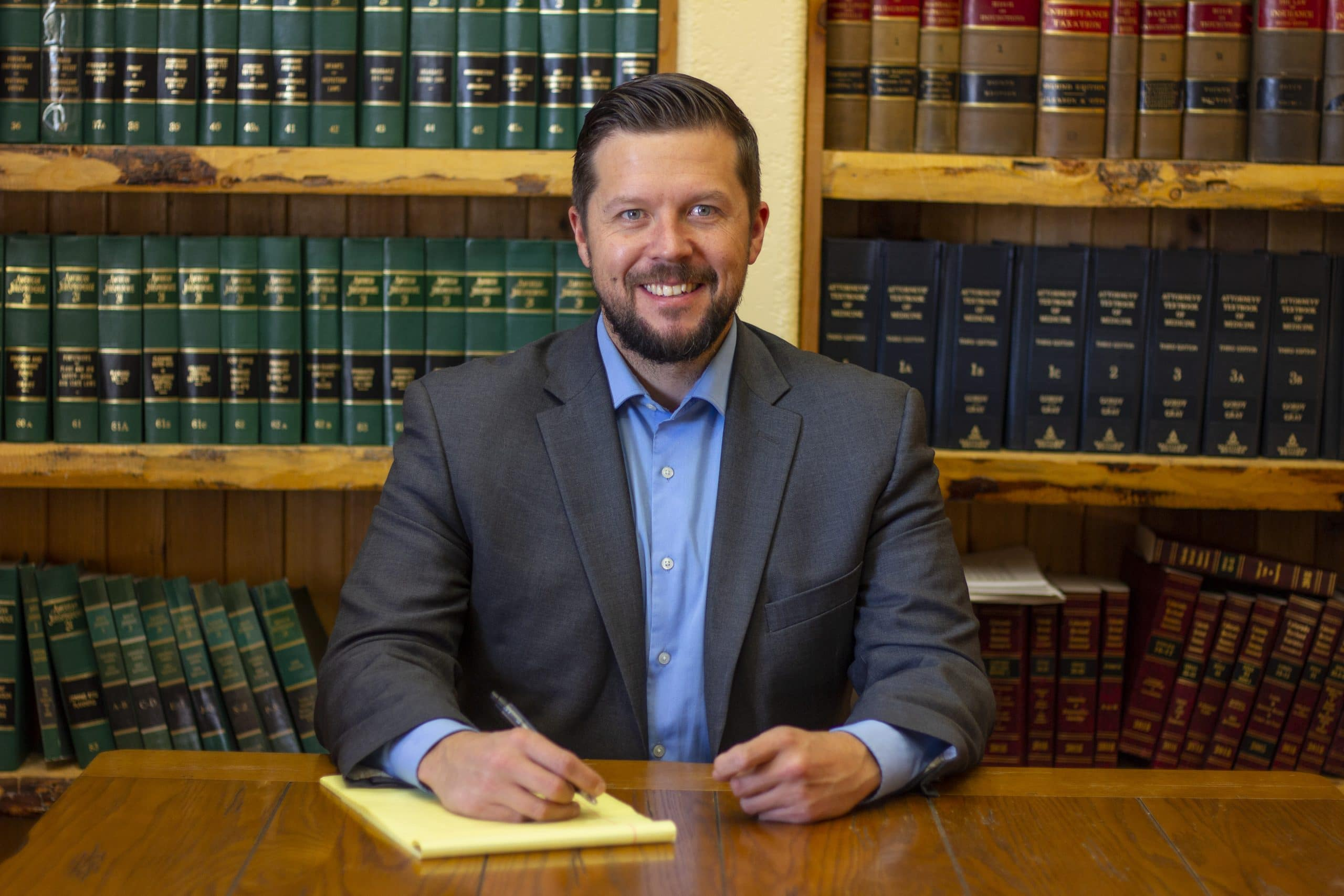 Colorado Springs Divorce Lawyer Michael Thomas Allen