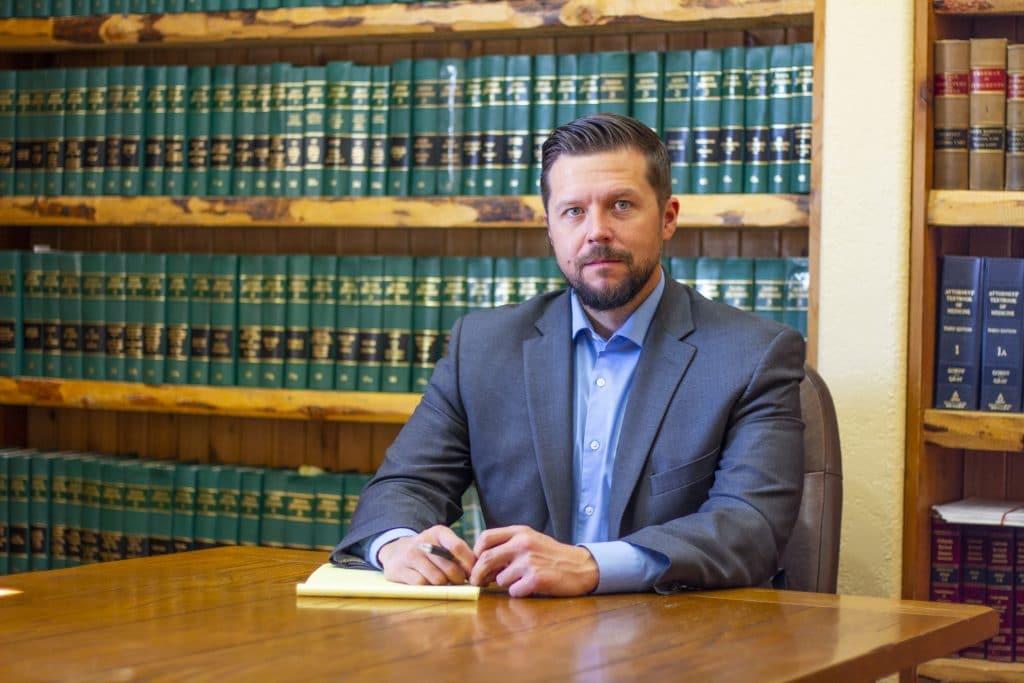 Family Attorney Mike Allen