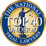 Top 40 Under 40 Family Law Trial Attorney Mike Allen