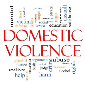 How does domestic violence affect Colorado child custody?