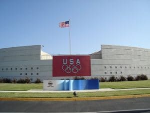 US Olympic training center Colorado Springs