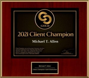 Family law client champion