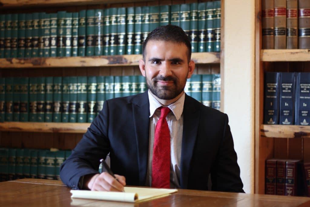 Keith Karnes family lawyer Colorado Springs